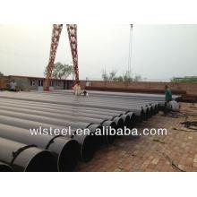 дренажная труба стальная для сбывания ASTM А106/производство А53