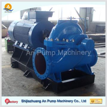 High Volume Drainage Double Suction Water Pump Split Case Pump