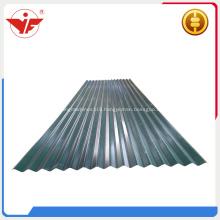 High quality corrugated sheet making machine