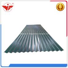 Machine de fabrication de tôle ondulée galvanisée