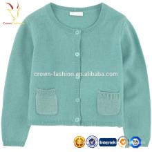 Дешевые детские вязать одежду для детей с двумя передними карманами