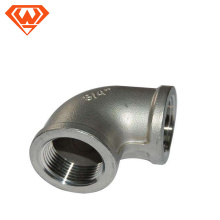 Raccord de tuyau de raccord de mamelon de tuyau de fil d'acier inoxydable d'acier inoxydable