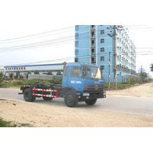 DONGFENG153 12CBM Roll Off Container Garbage Truck