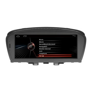 Hl-8806 Lecteur DVD de voiture Android GPS pour BMW 5er E60 E61 E63 E64 E46