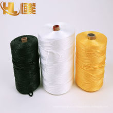 1мм-6мм полипропилен-синий-подборщик/желтый упаковка тартальный канат
