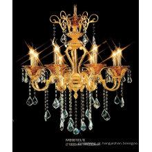 Lâmpada de cristal lustre de luxo (MB98103-8)