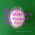 USP Minoxidil High Purity Minoxidil CAS 38304-91-5 Pharma Raw Material Promoting Hair Regrowth