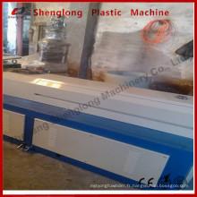Déchets PP PE Film Granulator Plastique Recycling Machine