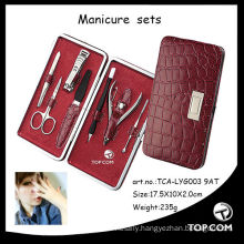 Nail care kit Germany quality, nail tool germany quality, manicure set for pharmacy