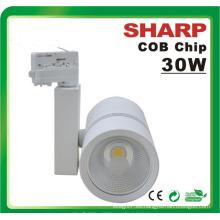 3 años de garantía LED Track Lamp COB LED Track Light