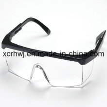 Protective Eyewear, Eye Glasses, Ce En166 Safety Glasses, PC Lens Safety Goggles