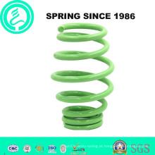 Grande diâmetro do fio Spray-Paint Bearing Primavera
