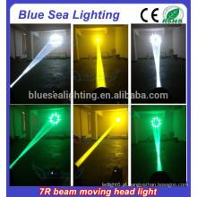 2015 GuangZhou r5 200w feixe de luz da cabeça em movimento