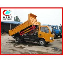 DFAC camión volquete