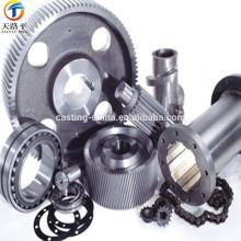 válvulas de bola de acero de fundición de precisión a medida