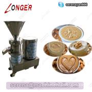 Industrial Walnuts Butter Machine Almond Paste Grinding Machine
