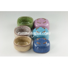 Popular Wholesale Square Tea Cup Sets