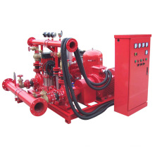 Diesel Driven Fire Fighting Water Pump