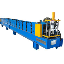 Square downspout cold making machine