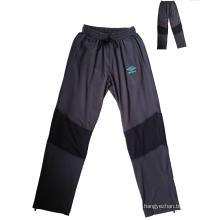 Pantalones largos para hombre de Sportwear con el cordón en fabricante del OEM de Wiastband