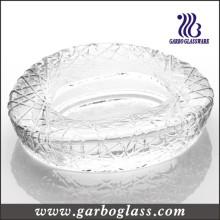 Round Glass Ashtray (GB2013-1)