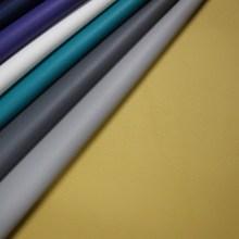Синтетическая полу ПУ кожаный чехол для мебель