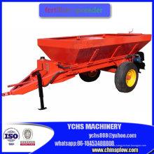 Esparcidor multifuncional del fertilizante de la maquinaria agrícola para el tractor de Yto