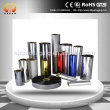 Vakuum-metallisierte Opp-Folie, Lebensmittelverpackung Metallisierte Opp-Folie
