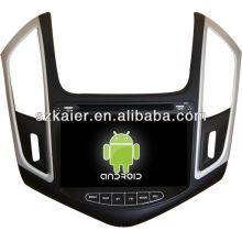 HOT! Dvd do carro para a versão 4.2.2 Android System 2014 Chevrolet Cruze