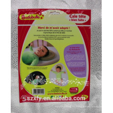 Новые самоклеящиеся пакеты OPP из пластика Baby OPP с подвесным держателем