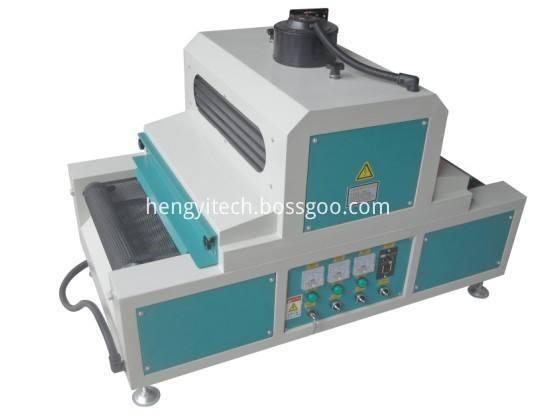 Small Automatic UV Coating equipment