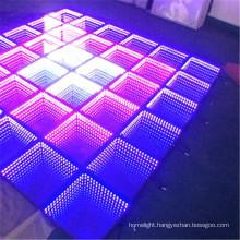 Amazing Wedding Decoration Abyssal Effect Dance Floor LED