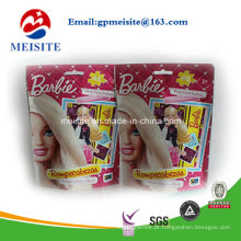 Stand up Pouch Retail Plastic Bag Personalizar alimentos Zip Lock Bags