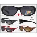 Поляризационные солнцезащитные очки нового спортивного стиля (WSP508375)