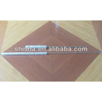Brush for big hookah shaft shisha shaft