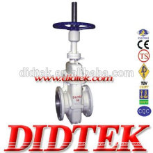 DIDTEK DIN Slab Rising Stem Gate Valve