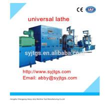 Высокая точность cnc используется универсальный токарный станок для горячей продажи с хорошим качеством