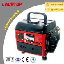 Démarrage monophasé générateur essence 650w