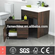 2015 китайская ванная комната тщеславие использованные шкафы для ванной комнаты