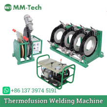 Thermoplastic Butt Fusion Welding Machine SWT-B450/200H