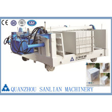 Máquina de la tabla del emparedado de las lanas de la roca \ máquina de la tabla del cemento de la fibra \ panel de la pared de la partición que hace la máquina