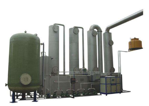 EO Exhausted Gas Treatment System