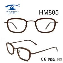 Latest Handmade Vintge Round Rim Acetate Eyeglasses (HM885)