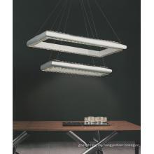 Moderne neue Design LED Crystal Pendelleuchte (MP90066-150WA)
