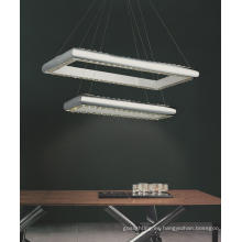 Moderno nuevo diseño LED cristal colgante de luz (MP90066-150WA)