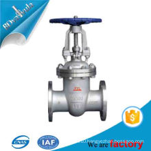 4 Inch Water Stainless Steel Gate Valve
