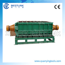 China Cheap Vibratory Deburring Machine for Stone Mosaic