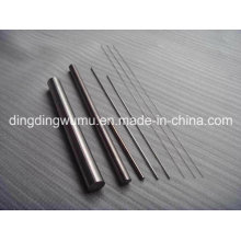 Non-Sag Aks Tungsten Aluminum Round Bar for Vacuum Furnace