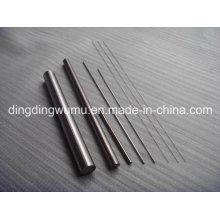 Barra redonda de alumínio do tungstênio de Non-Sag Aks para a fornalha do vácuo