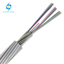 Conductor BARE transmission line price of 24 core opgw optical fiber opgw cable